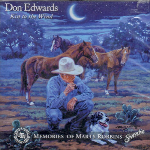 EDWARDS, DON - Kin To The Wind