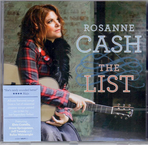 CASH, ROSANNE - The List