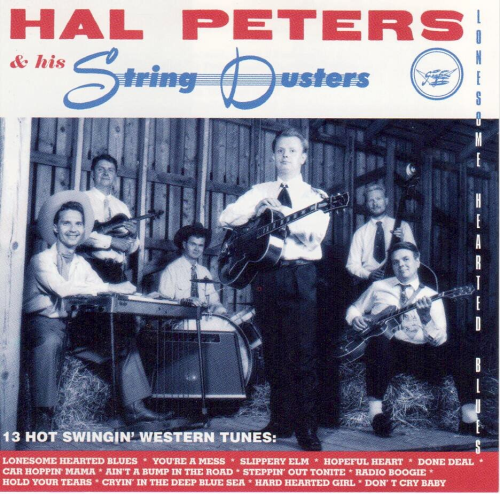 PETERS, HAL & HIS STRING DUSTERS - Lonesome Hearted Blues