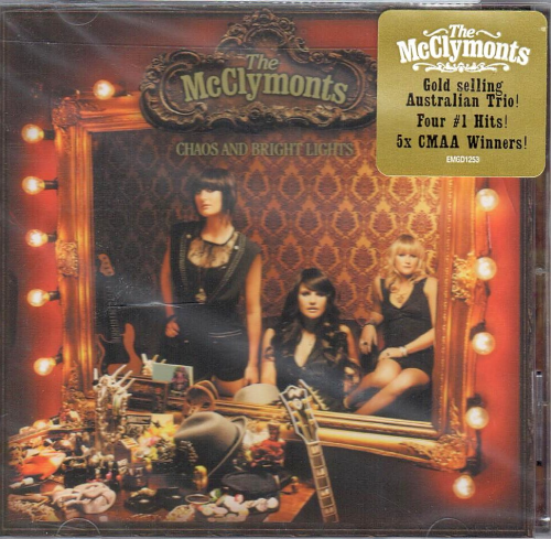 McCLYMONTS, THE - Chaos And Bright Lights
