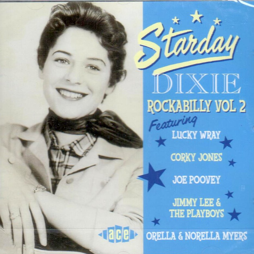 VARIOUS ARTISTS - Starday Dixie Rockabilly Vol. 2