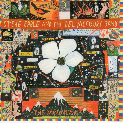 EARLE, STEVE & THE DEL McCOURY BAND - The Mountain