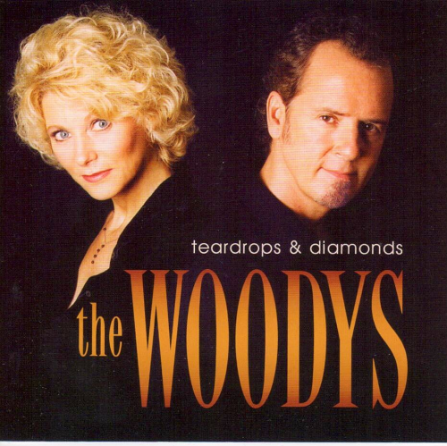 WOODYS, THE - Teardrops & Diamonds