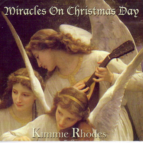 RHODES, KIMMIE - Miracles On Christmas Day