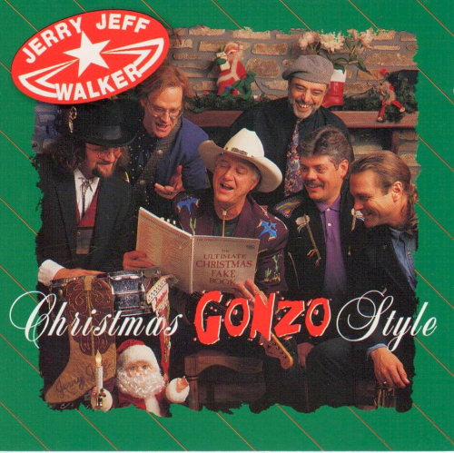 WALKER, JERRY JEFF - Christmas Gonzo Style