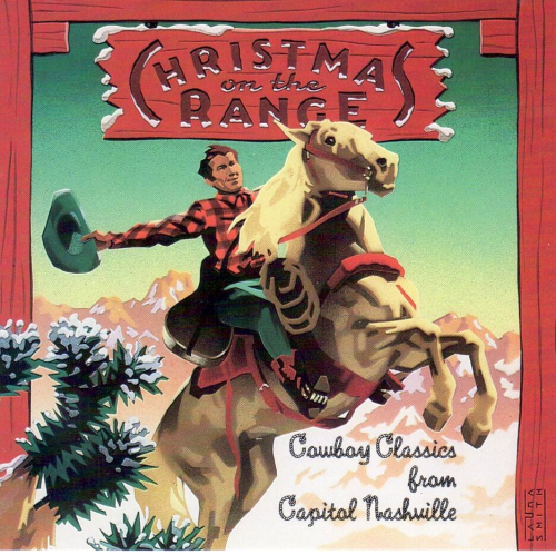VARIOUS ARTISTS - Christmas On The Range