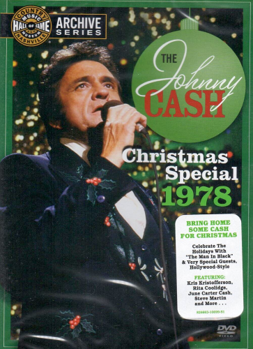 CASH, JOHNNY - The Johnny Cash Christmas Special 1978