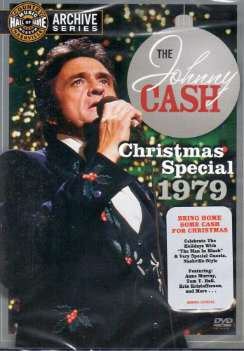 CASH, JOHNNY - The Johnny Cash Christmas Special 1979