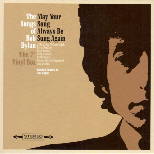 DYLAN, BOB - May Your Song Always Be Sung Again