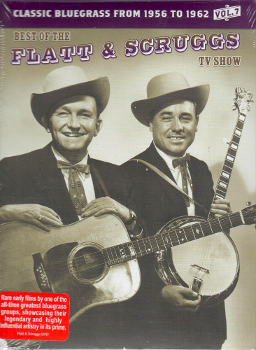FLATT & SCRUGGS - Best Of Flatt & Scruggs TV Show Vol. 7