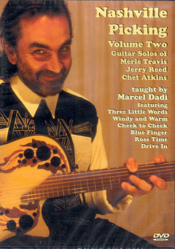 DADI, MARCEL - Nashville Picking, Vol. Two