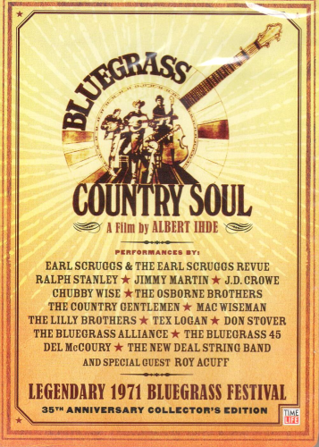 VARIOUS ARTISTS - Bluegrass Country Soul