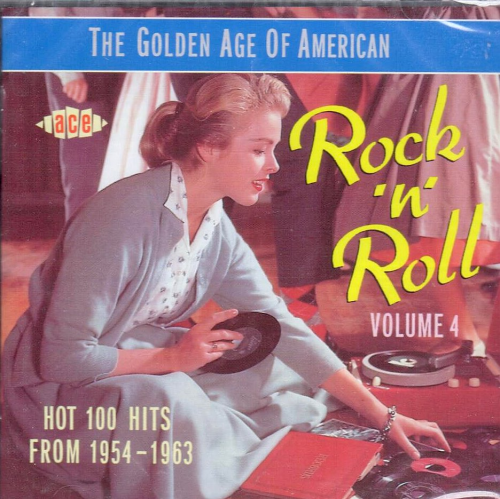 VARIOUS ARTISTS - The Golden Age Of American Rock 'N' Roll, Volume 4