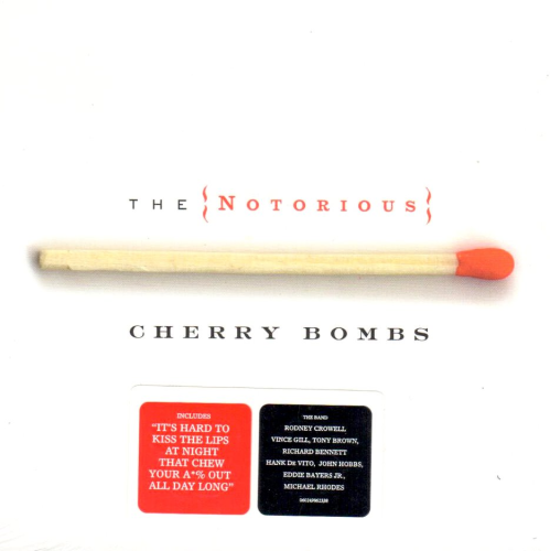 NOTORIOUS CHERRY BOMBS, THE - The Notorious Cherry Bombs