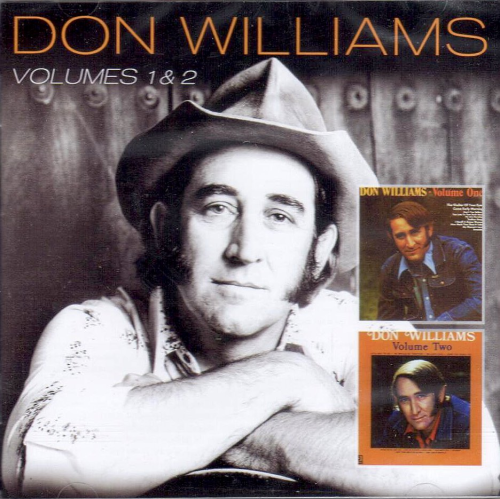 WILLIAMS, DON - Volumes 1 & 2