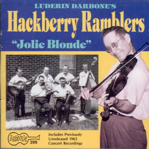 HACKBERRY RAMBLERS, THE - Jolie Blonde