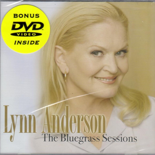 ANDERSON, LYNN - The Bluegrass Sessions