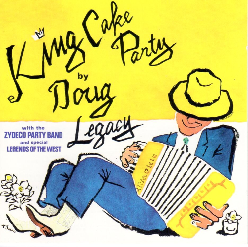 LEGACY, DOUG & The Zydeco Party Band