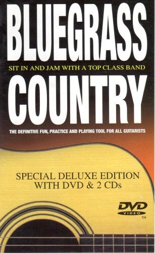 BLUEGRASS COUNTRY - Deluxe Edition