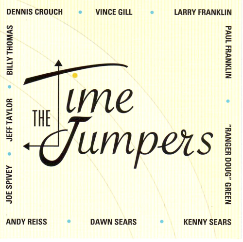TIME JUMPERS, THE - The Time Jumpers