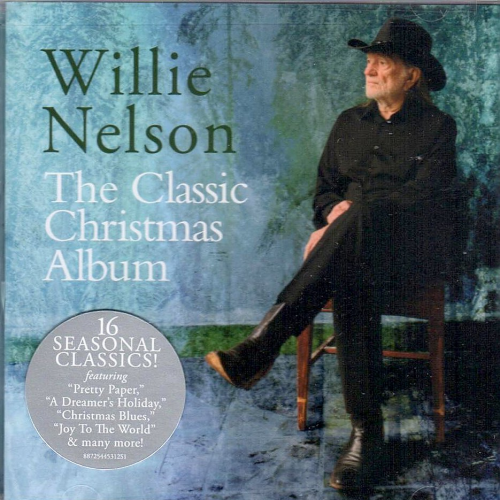 NELSON, WILLIE - The Classic Christmas Album