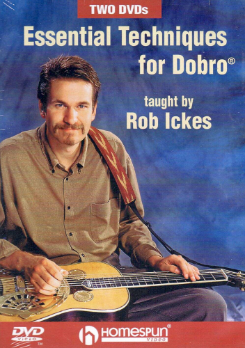 ICKES, ROB - Essential Techniques For Dobro