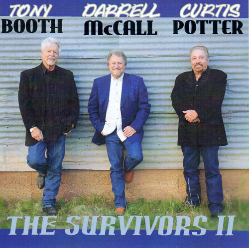BOOTH, TONY, DARRELL McCALL & CURTIS POTTER - The Survivors II