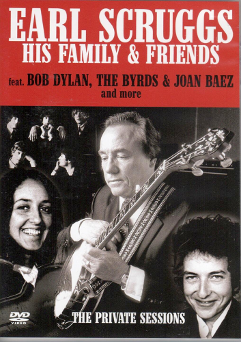 SCRUGGS, EARL - His Family & Friends, The Private Sessions