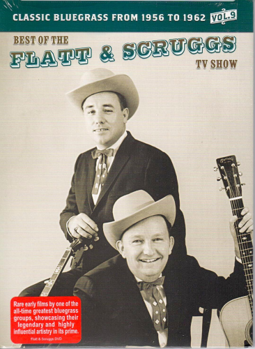 FLATT & SCRUGGS - Best Of The Flatt & Scruggs TV Show Vol. 9