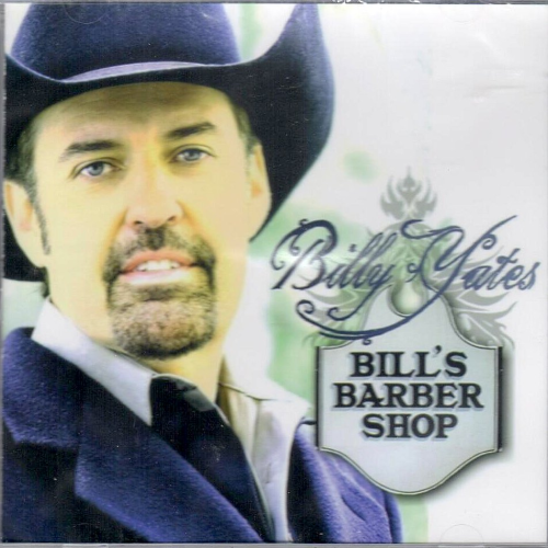 YATES, BILLY - Bill's Barber Shop