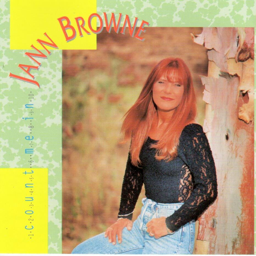 BROWNE, JANN - Count Me In