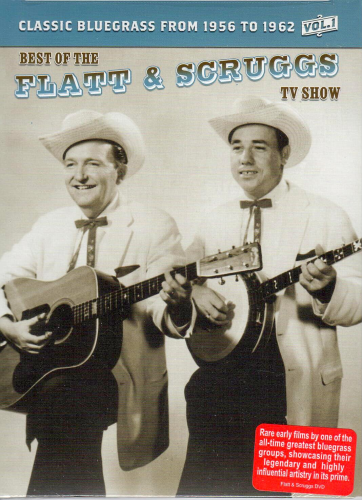 FLATT & SCRUGGS - Best Of The Flatt & Scruggs TV Show Vol. 1