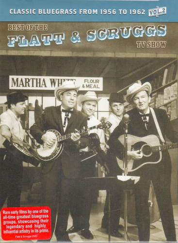 FLATT & SCRUGGS - Best Of The Flatt & Scruggs TV Show Vol. 2