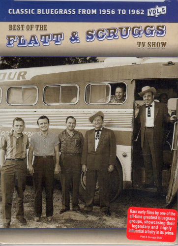 FLATT & SCRUGGS - Best Of The Flatt & Scruggs TV Show Vol. 5