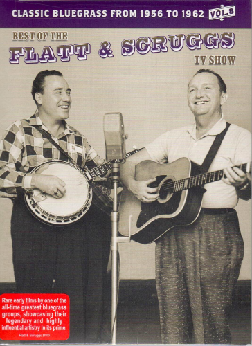 FLATT & SCRUGGS - Best Of The Flatt & Scruggs TV Show Vol. 8