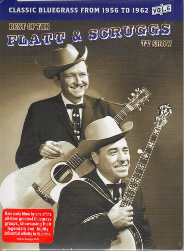 FLATT & SCRUGGS - Best Of The Flatt & Scruggs TV Show Vol. 6