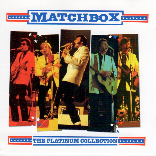 MATCHBOX - The Platinum Collection