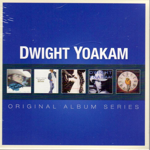 YOAKAM, DWIGHT - Original Album Series