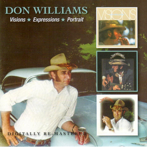 WILLIAMS, DON - Visions + Expressions + Portrait