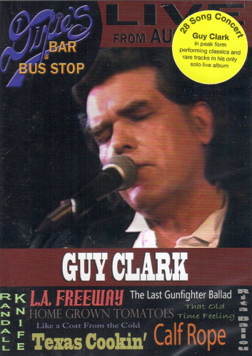 CLARK, GUY - Live From Austin, Texas