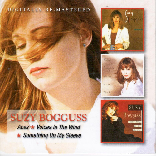 BOGGUSS, SUZY - Aces + Voices In The Wind + Something Up My Sleeve