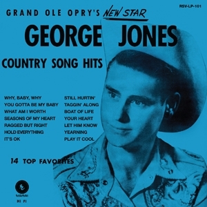 JONES, GEORGE - Grand Ole Opry's Star