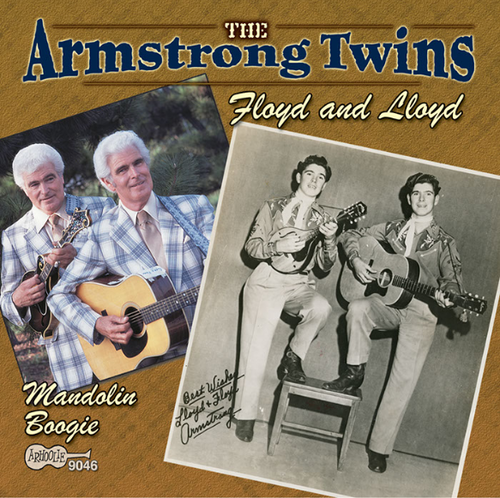ARMSTRONG TWINS, THE - Mandolin Boogie
