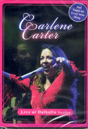 CARTER, CARLENE - Live At Dalhalla (Sweden)