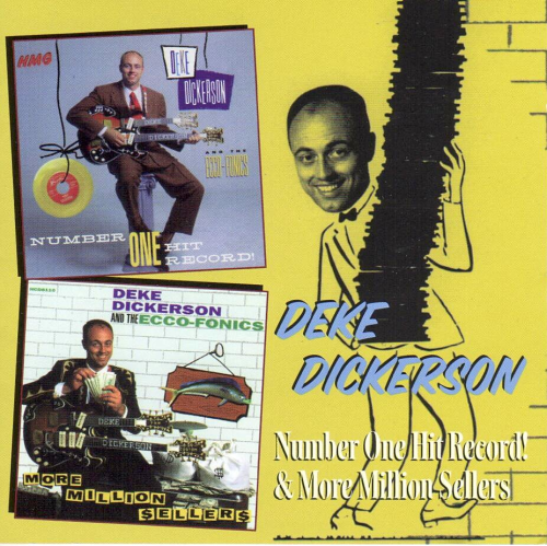 DICKERSON, DEKE - Number One Hit Record + More Million Sellers
