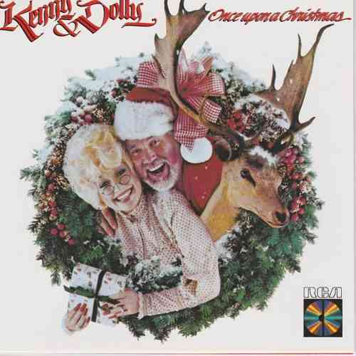 ROGERS, KENNY & DOLLY PARTON - Once Upon A Christmas