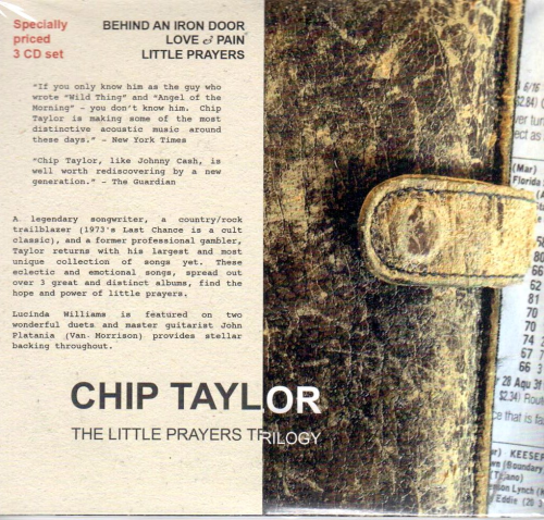 TAYLOR, CHIP - The Little Prayers Trilogy
