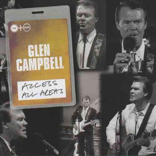 CAMPBELL, GLEN - Access All Areas