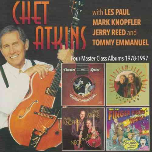 ATKINS, CHET - With Les Paul, Mark Knopfler, Jerry Reed And Tommy Emmanuel