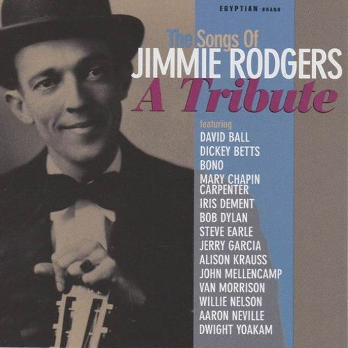 RODGERS, JIMMIE - The Songs Of Jimmie Rodgers-A Tribute
